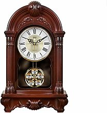 CAO-Decor Mantle Clocks, Mechanical Quartz Silent