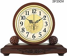 CAO-Decor Wood Mantle Table Clocks, Classic Mantel