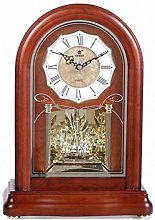 CAO-Decor Wooden Table Mantel Clocks with