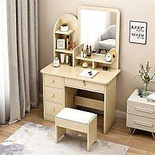 CaoDquan Dressing Table Modern Minimalist Bedroom