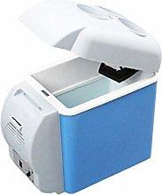 Capacity Car Refrigerator Vehicle Food Cooler