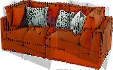 Capitol Modular 2 Seater Sofa-Sawana 18