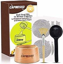 CAPMESSO Aluminum Foil Seals Kit Compatible with