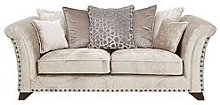 Caprera Fabric 3 Seater Sofa