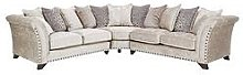 Caprera Fabric Scatter Back Corner Group Sofa