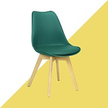 Capricorn Dining Chair Hashtag Home Colour: Dark