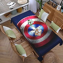 Captain America Shield 59 Inches X 107.9 Inches