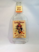 Captain Morgan Spiced Bottle Clock
