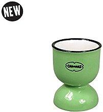 Capventure Egg Cup Green, Nylon/A