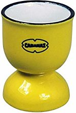 Capventure Egg Cup Yellow, Nylon/A