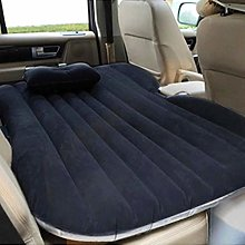 Car Air Inflatable Travel Mattress Bed Auto Back