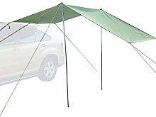 Car awning sun protection, waterproof portable car