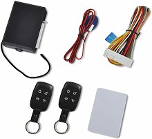 Car Central Door Locking Set Universal with 2
