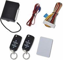 Car Central Door Locking Set with 2 Remote Keys VW