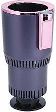 Car Cup Warmer Cooler, 2-in-1 12V Smart Car