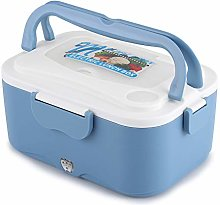 Car Electric Heating Lunch Box, 1.5L Food Warmer