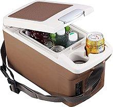 Car Fridge Electric Cool Box Freezer 12V 220V