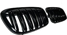 Car Front Bumper Grill Racing Grille ,for BMW X1