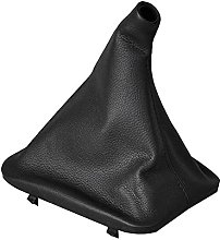 Car Gear Shift Knob Leather Gaiter Boot Cover Fit