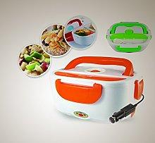 Car Heating Lunch Box Food Warmer Electric Plug