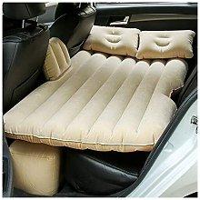 Car Inflatable Mattress Air Car Seat Mattress Bed