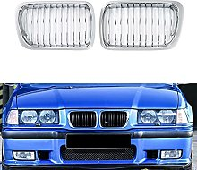 Car Kidney Grill for M3 E36 3 Series Coupe Sedan,