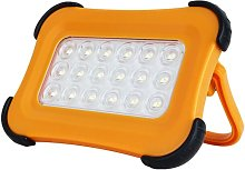 Car Led Solar Rechargeable Portable Emergency