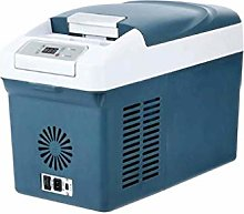 Car Refrigerator, 15L 12V/220V DC Car Cooler