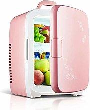 Car refrigerator-Silent Dual-core Mini fridge