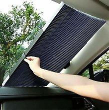Car Retractable Windshield Visor Shutter