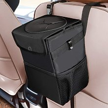 Car Trash Can, Car Trash Can with Lid and Storage