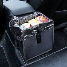 Car trash can, waterproof trash car trash can,