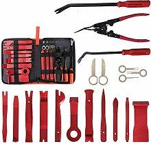 Car Trim Removal Tool Kit 19 Pcs Auto Upholstery