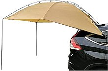 Car Trunk Tent Awning Sun Shelter, Portable Auto