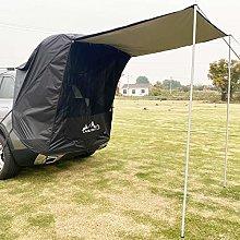 Car Trunk Tent Sunshade - Rainproof SUV Tent Auto