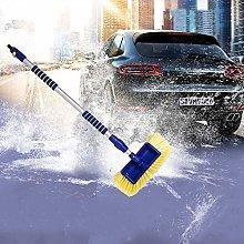 Car Wash Brush, Water Fed Telescopic Pole, Caravan