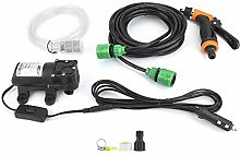 Car Wash Electric Water Pump Car Washer 12V