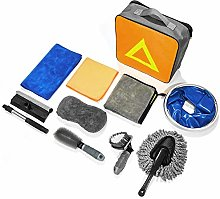 Car wash Tool Full Set of Ten Sets of car Cleaning