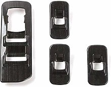 Car Window Lift Panel Switch Trims Kit ,for Ford
