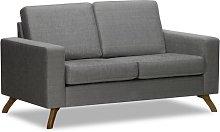 Cara 2 Seater Loveseat Sofa Corrigan Studio