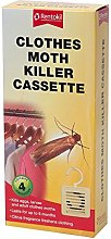 Caraselle pack of 4 Clothes Moth KIller Cassettes