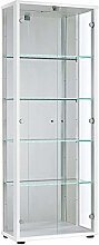 Carbed shop Universe LED White Glass 2 Door