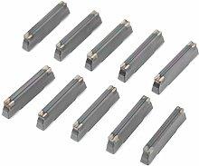Carbide Inserts, 10Pcs CNC Lathe Turning Insert,