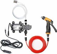 CarBole Car Washing Pump: Portable 100W 12V Car