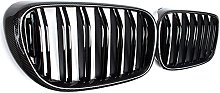 Carbon Fiber and ABS Materials Racing Grill, for