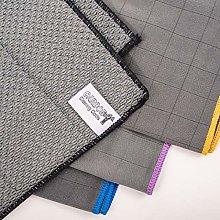 Carbon Fibre Cleaning Cloths & Sponge Set (pack Of