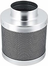 Carbon Filters,4 inch Stainless Steel Carbon