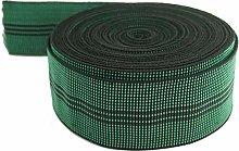 Carkio 2-inch Wide Sofa Elastic Webbing Elasbelt
