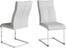 Carley Upholstered Dining Chair Wade Logan