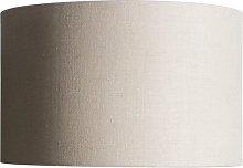 Carlotta 45cm Linen Drum Lamp Shade August Grove